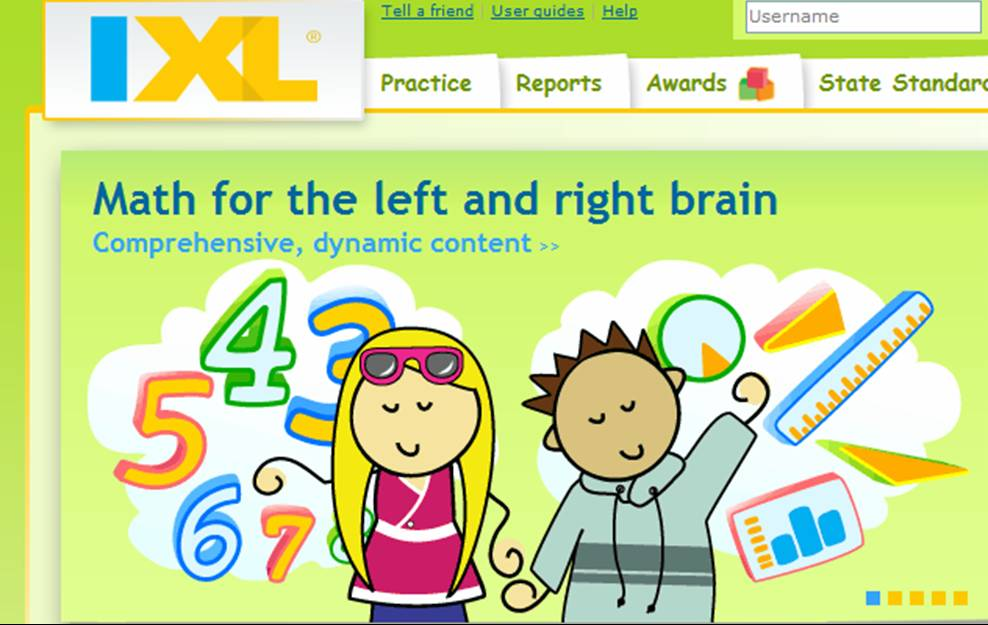 Mrs. Smith\'s First Grade Class: Beginning to UnPack our IXL Math Program